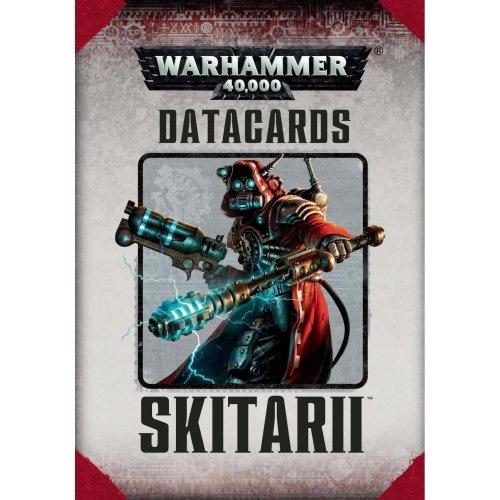 Games Workshop - Warhammer 40,000 - Datacards: Skitarii