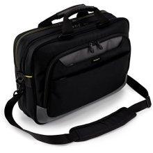 Targus CityGear Laptop Bag Topload Case for 15 - 17.3 Inch Laptop - Black