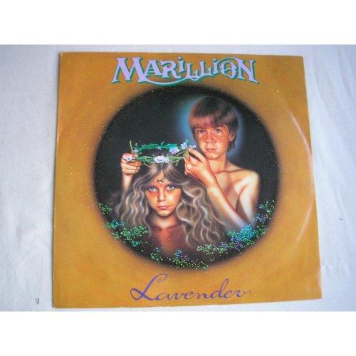 """Marillion - Lavender 12"""" single PS 1985 ex/ex"""