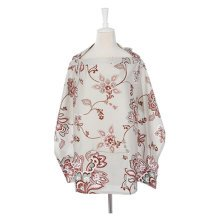 100% Cotton Classy Nursing Cover Large Coverage Breastfeeding Nursing Apron S