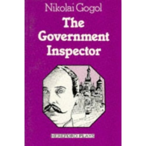 The Government Inspector Book
