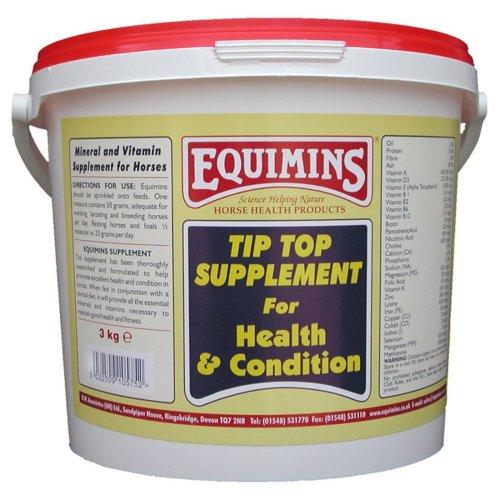 Equimins Tip Top Supplement 3kg