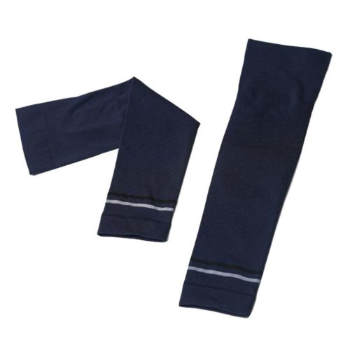 Summer Elastic Arm Sleeve,Ice Sleeve,Sun Protection/UV Protection,Ice Silk,#01