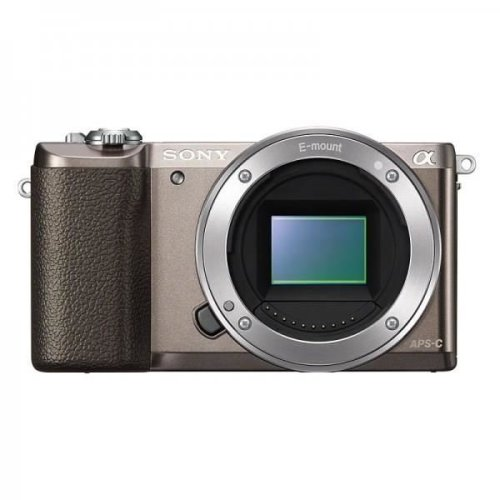 SONY A5100 Body Brown