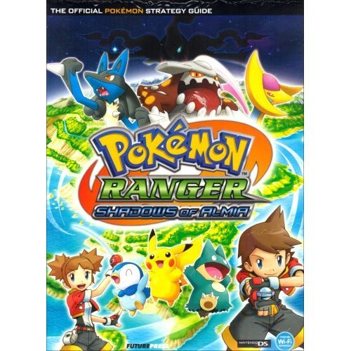 "Pokemon Ranger - Shadows of Almia: The Official ""Pokemon"" Strategy Guide"