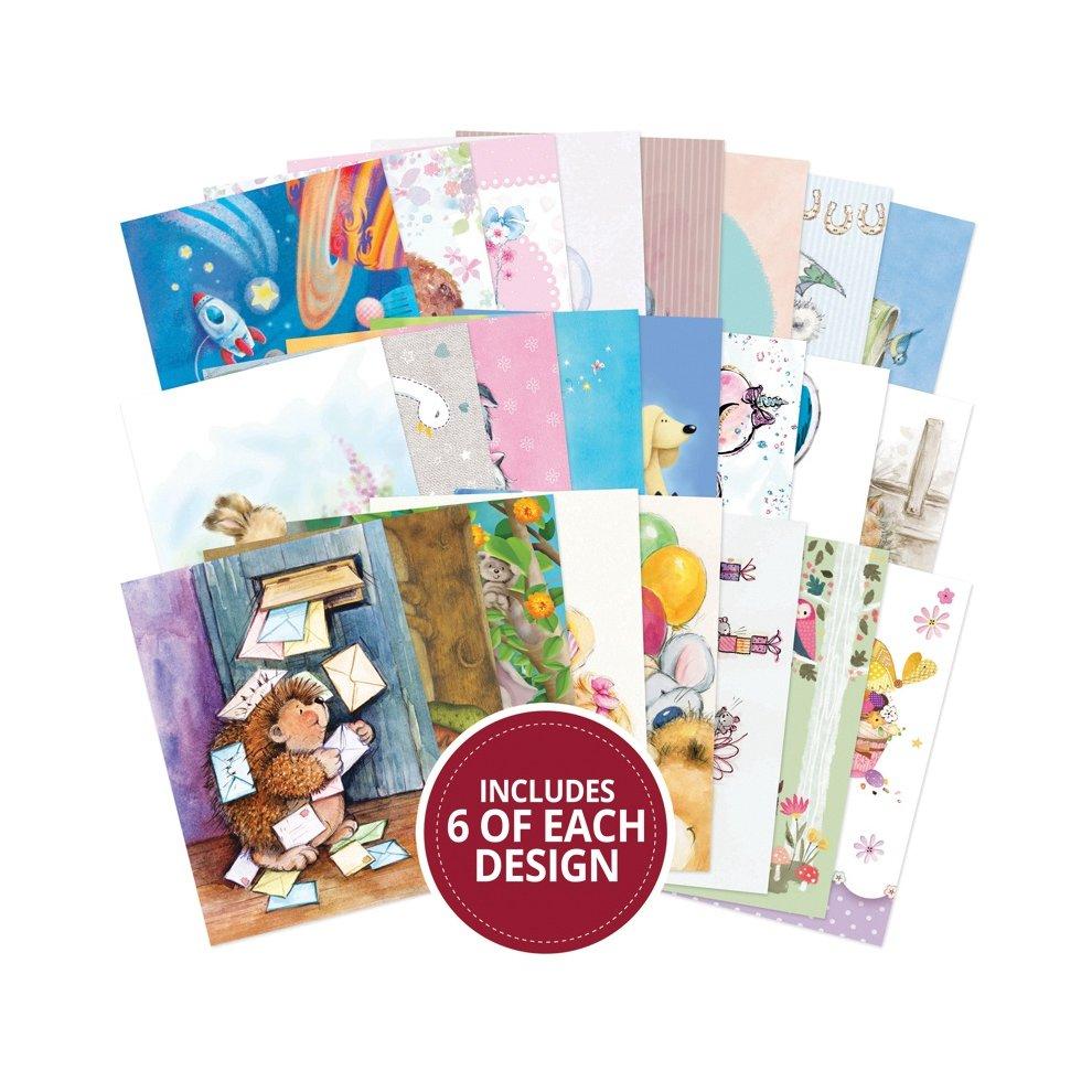 Hunkydory Sweet Treats Cardmaking Kit