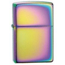 Regular Spectrum Zippo Lighter - Logo Windproof 151 Without -  lighter spectrum logo windproof 151 without regular