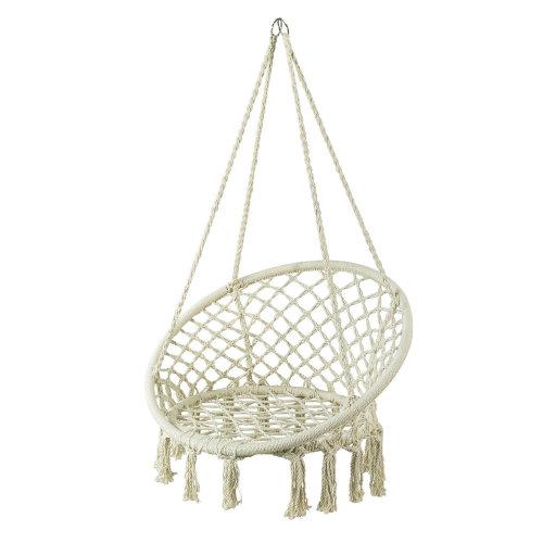 SoBuy® OGS42-MI, Indoor Outdoor Swing Chair Hanging Chair Hammock Chair