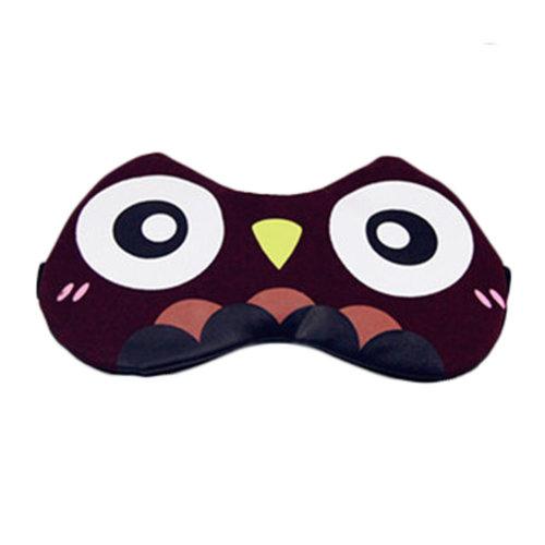 Comfortable Sleep Mask Eye-shade Aid-sleeping Owl