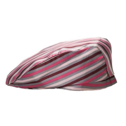 [Stripe-5] Kitchen Chef Hat Restaurant Waiter Beret Bakery Cafes Beret