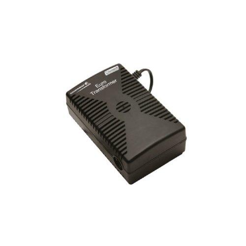 Campingaz Euro Transformer 230Vac/12Vdc with UK Plug - Black