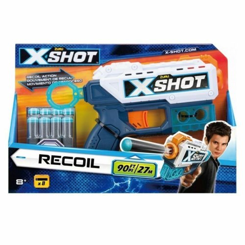 Zuru Kids 'X-Shot Recoil' Single Shot Blaster