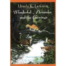 Wonderful Alexander and the Catwings (Catwings (Paperback))