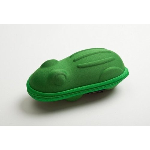 Sunproof Sunglasses Case - Green Frog