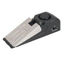 Silverline Door Stop Alarm 1 x 9v (pp3) -  door stop silverline alarm 898104 x 9v pp3 security