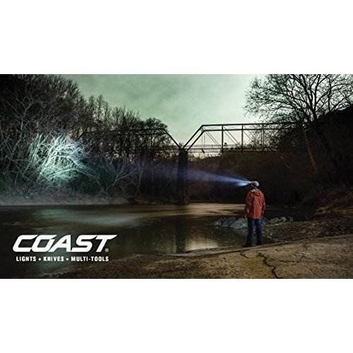 Coast HL7 Focusing 285 Lumen LED Headlamp