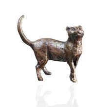 Bronze  - Cat Standing Figure - Butler & Peach - 2026