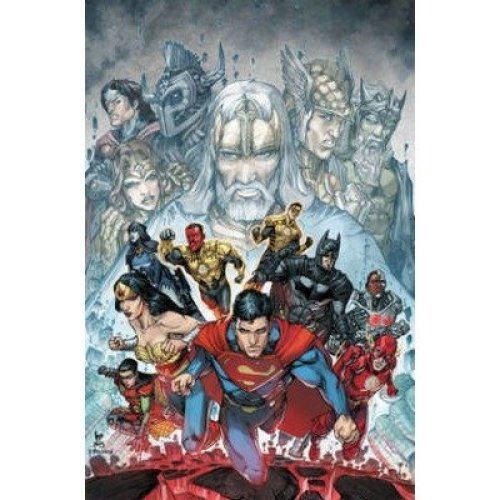 Injustice Gods Among Us Year Four: Vol 1