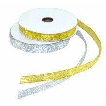 Pbx2470948 - Playbox - Metallic Ribbon (silver) - 10 M X 9 Mm