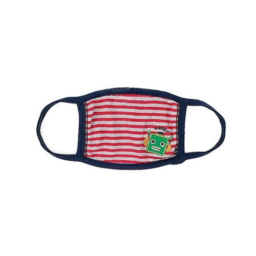 Children's Mask For Windproof, Dustproof, Breathable Masks (Red)