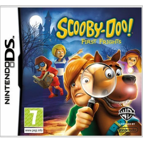 Scooby-Doo! First Frights (Nintendo DS)