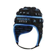 Kooga Airtech Loop Ii Head Guard - Black/blue, Large - Head Boys Sports -  kooga airtech loop ii headguard large boys sports protection lightweight