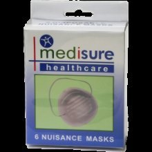 6pk Nuisance Masks
