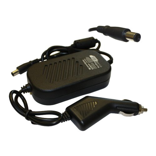 HP Envy dv6-7205ee Compatible Laptop Power DC Adapter Car Charger
