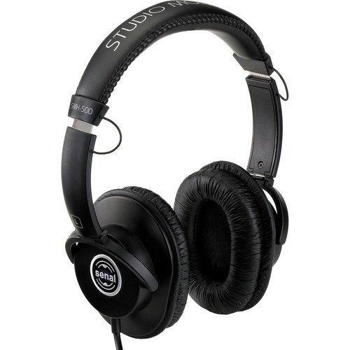 Senal SMH 500 Closed Back Professional Monitor Headphones