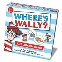 Where's Wally? the Board Game
