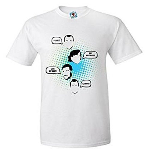 Reality Glitch Men/'s The World/'s Angriest Boy in The World T-Shirt