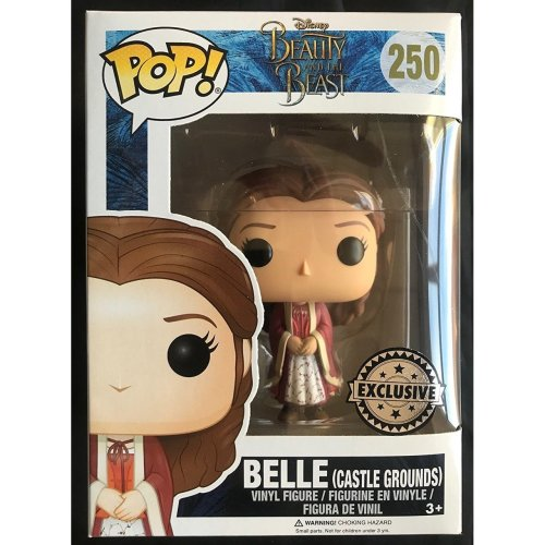 Funko Pop! Disney Beauty and the Beast Belle (Castle Grounds)