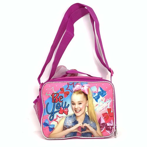 Lunch Bag - JoJo Siwa - Bow & Unicorn New 774873