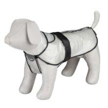 Trixie 3006 Tarbes Rain Coat L 55cm - 55cm Dog Clothes Sizes -  trixie coat tarbes rain 3006 l 55 cm dog clothes sizes