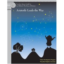Teacher's Quest Guide: Aristotle Leads the Way (Story of Science)