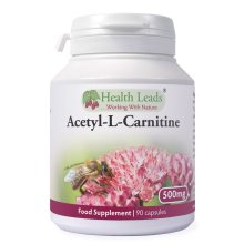 High Quality Acetyl L Carnitine 500mg x 90 capsules