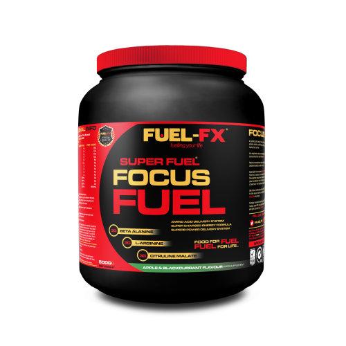 Focus Fuel Apple & Blackcurrant Flavour 500g