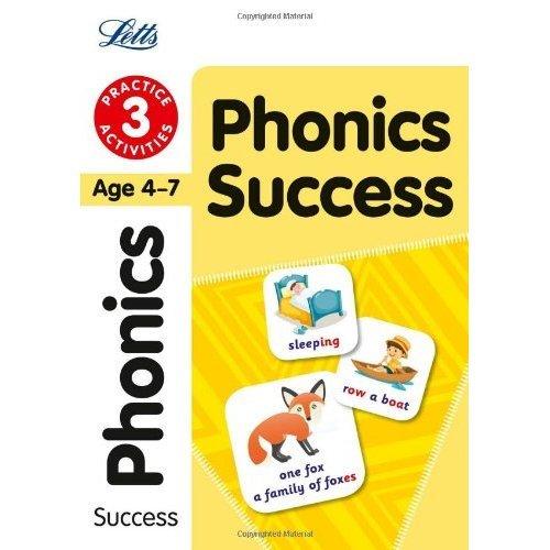 Phonics 3: Practice Activities (Letts Key Stage 1 Success)
