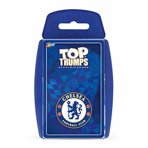 Top Trumps Chelsea FC 2018/19 Card Game