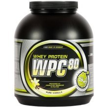 S.U. WPC 80, Whey protein concentrate, 2000 g.