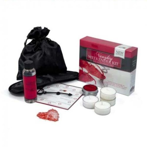 Naughty Weekender Kit by Lover's Choice