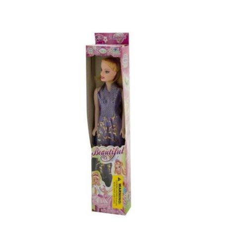 Kole Imports KK415-32 Glamorous Fashion Doll - Pack of 32