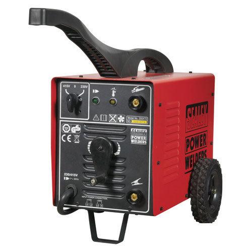 Sealey 250XTD 250Amp Arc Welder with Accessory Kit