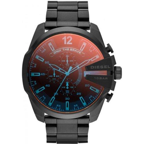 Diesel Watch DZ4318 Watch Steel Black Man