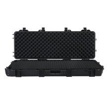 LARGE WATERPROOF RIFLE CASE WITH WHEELS