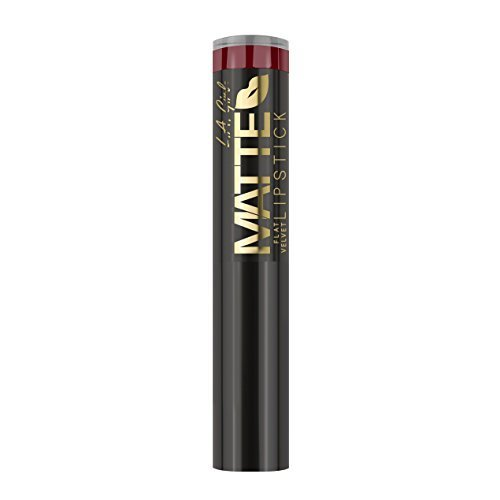 L.A. GIRL Matte Flat Velvet Lipstick 0.1oz - GLC811 Spicy