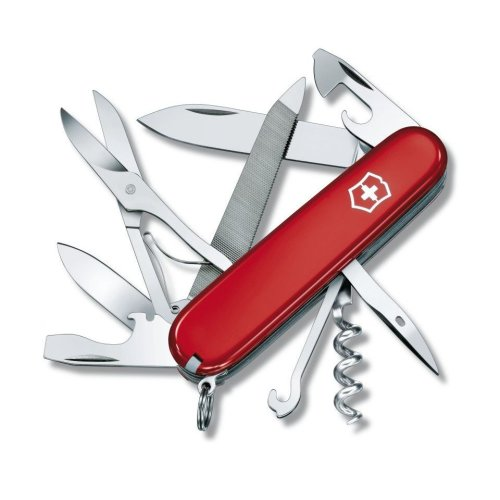 Victorinox Mountaineer Swiss Army Knife. New  Boxed