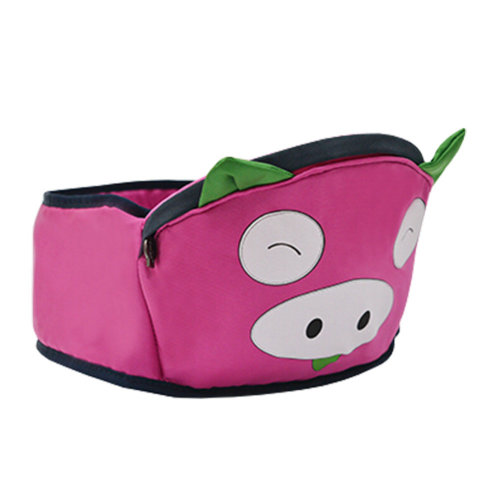 Baby Carrier Baby Waist Stool Strap Seat Carrier,Lovely Animal Design Pink Pig