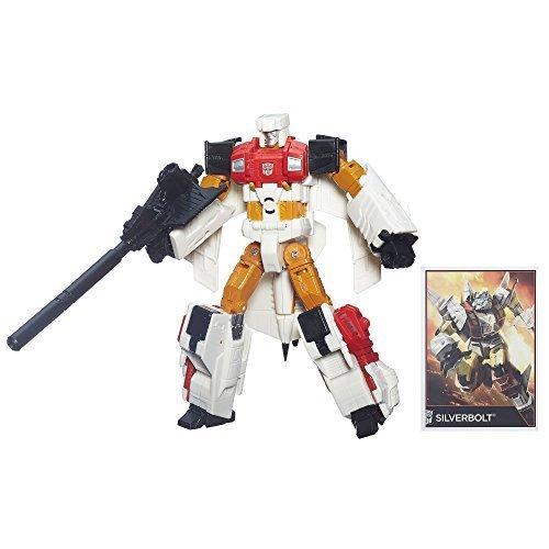 Transformers Generations Combiner Wars Voyager Silverbolt
