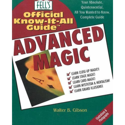 Advanced Magic (Fell's Official Know-it-all Guide)